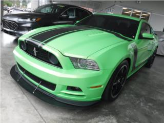 Ford Puerto Rico Ford, Mustang 2013
