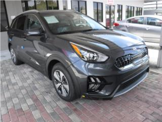 Kia, Niro 2021, Hyundai Puerto Rico