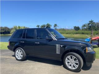 LandRover, Range Rover 2011  Puerto Rico