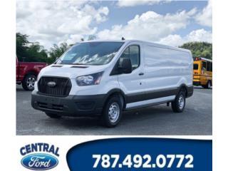 Ford Puerto Rico Ford, Transit Cargo Van 2021