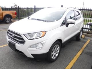 Ford Puerto Rico Ford, EcoSport 2021