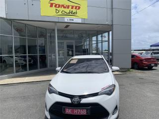 Toyota Corolla 2019-2020, Pago aprox $327 , Toyota Puerto Rico