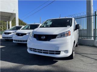 Nissan, NV de Carga 2021  Puerto Rico