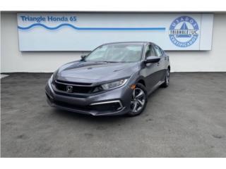 Honda, Civic 2021, Civic Puerto Rico
