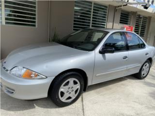 Chevrolet Puerto Rico Chevrolet, Cavalier 2000