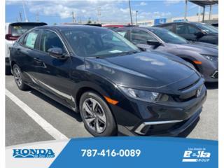 Honda, Civic 2020, Odyssey Puerto Rico