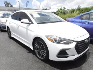 Hyundai, Elantra 2018, Nissan Puerto Rico