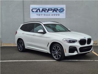 BMW, BMW X3 2020  Puerto Rico