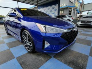 Hyundai, Elantra 2020, Venue Puerto Rico