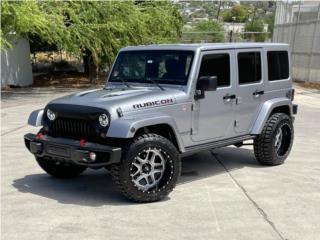 Jeep, Wrangler 2015, Renegade Puerto Rico