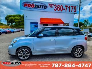 Fiat Puerto Rico Fiat, 500 2017