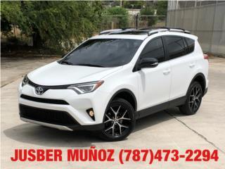 RAV4 Limited / Sunroof / Interiores en piel  , Toyota Puerto Rico