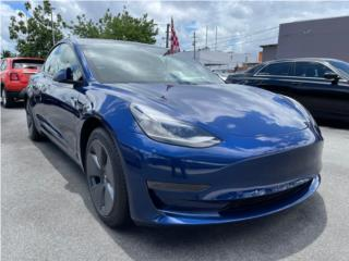 Tesla Puerto Rico Tesla, Model 3 2021