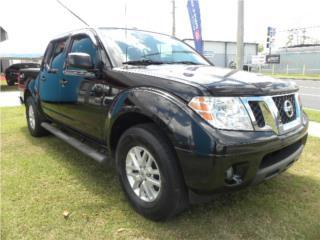 Nissan, Frontier 2018, Sentra Puerto Rico