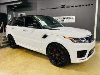 LandRover, Range Rover 2020, Evoque Puerto Rico