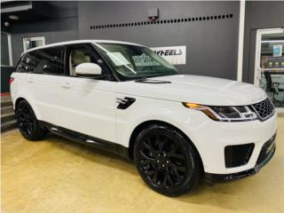 LandRover, Range Rover 2020, Honda Puerto Rico
