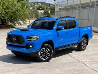 TRD  ESTRIBOS RACKS BLANCA PERLA   NEW 2021 , Toyota Puerto Rico