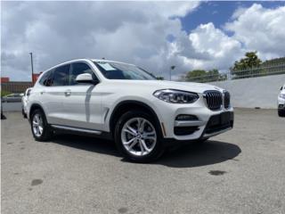 BMW, BMW X3 2021, BMW 320 Puerto Rico