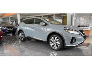 Nissan, Murano 2021, Versa Puerto Rico