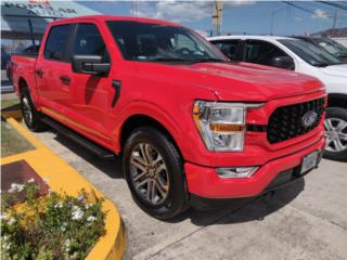 Ford Puerto Rico Ford, F-150 2021