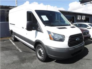Ford Puerto Rico Ford, Transit Cargo Van 2010
