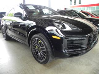 Porsche, Cayenne 2021  Puerto Rico