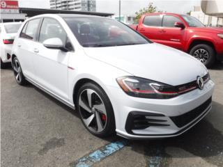 Volkswagen, GTI 2019  Puerto Rico