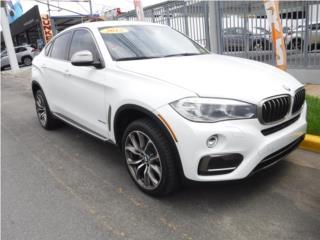 BMW, BMW X6 2015, BMW X5 Puerto Rico