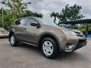 Toyota, Rav4 2013  Puerto Rico