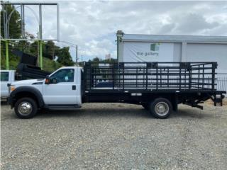 Ford Puerto Rico Ford, F-500 series 2016