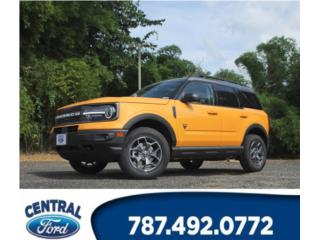 Ford Puerto Rico Ford, Bronco 2021
