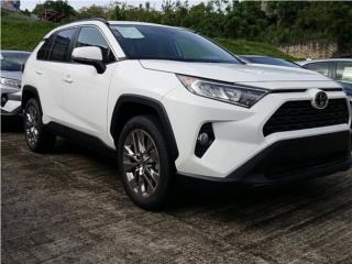 2021 Toyota RAV4 LE , Toyota Puerto Rico