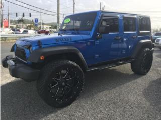 HERMOSO JEEP WRANGLER SPORT 2020 POCO MILLAJE , Jeep Puerto Rico