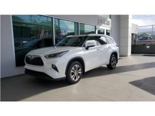 Toyota, Highlander 2021, Highlander Puerto Rico