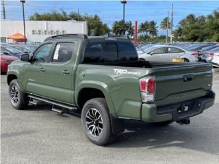 TRD ESTRIBOS RACKS INCL  NEW 21 , Toyota Puerto Rico
