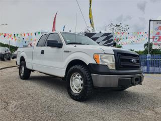 Ford Puerto Rico Ford, F-150 2013