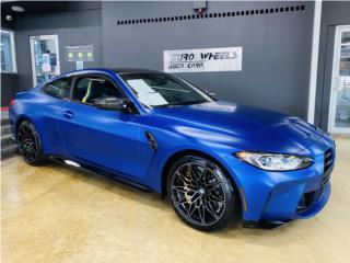 BMW Puerto Rico BMW, BMW M-4 2021