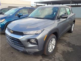 Chevrolet, Trailblazer 2021, Traverse Puerto Rico
