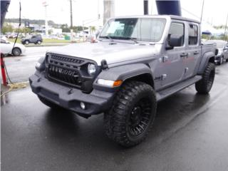Jeep, Gladiator 2020, Renegade Puerto Rico