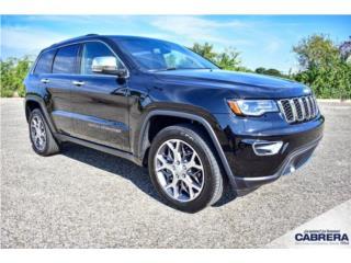 Jeep Puerto Rico Jeep, Grand Cherokee 2021
