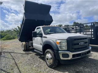 Ford Puerto Rico Ford, F-450 Camion 2015
