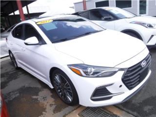 Hyundai, Elantra 2017  Puerto Rico