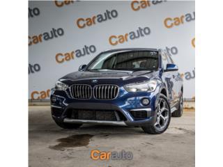 BMW, BMW X1 2018, BMW X5 Puerto Rico