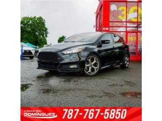 Ford, Focus 2018, Transit Connect Puerto Rico