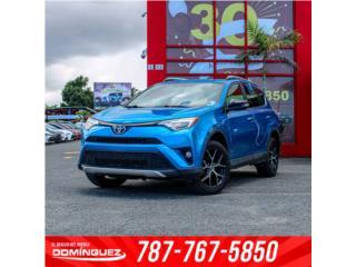 Toyota RAV4 XLE Premium 2019 , Toyota Puerto Rico
