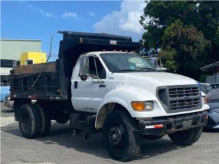 Equipo Construccion, Tumba - Dump Truck 2000, Infiniti Puerto Rico