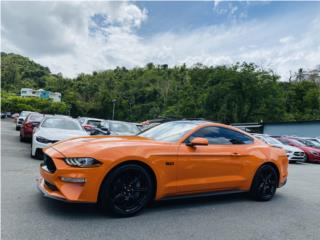 Mustang GT 2020 , Ford Puerto Rico