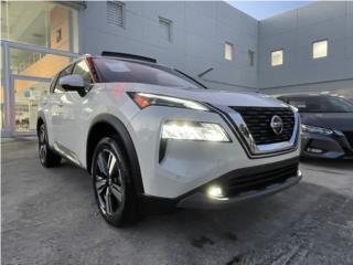 SL Premium >>BLANCA/Techo Negro G:10años/2OOK , Nissan Puerto Rico