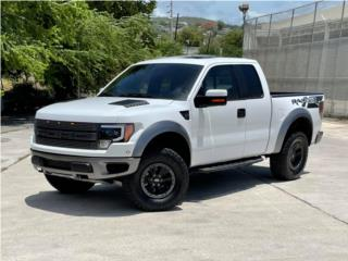 Ford Puerto Rico Ford, Raptor 2010