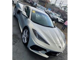 Chevrolet Puerto Rico Chevrolet, Corvette 2021